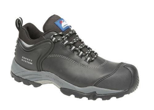 Himalayan 4108 S3 src noir composite toe cap metal free imperméable chaussures de sécurité