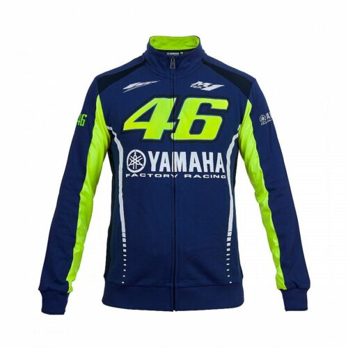 Valentino Ydmfl Vr46 Rossi Felpa Ufficiale Yamaha 272109 HPwT5g