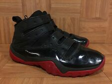 RARE�� Nike Zoom Air Sharkley Remix Black Patent 318397-062 Sz 13