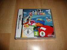 POCOYO RACING NTR-BPSP-EUR BY ZINKIA FOR NINTENDO DS NEW FACTORY SEALED