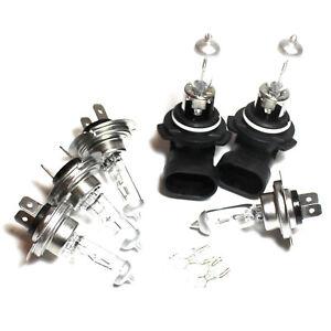 HB4 Set Fog Light Bulbs Xenon Bright White Light For Chrysler Crossfire SRT-7