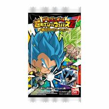 Dragon Ball Super Post-art UNLIMITED 1BOX=20 candy toy goods only all 22 types
