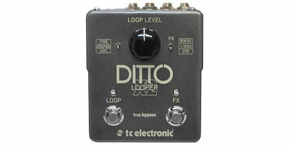 NEW TC ELECTRONIC DITTO X2 X2 X2 LOOPER ELECTRIC GUITAR EFFECT PEDAL 5 MIN LOOP TIME 47cf8f