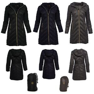 Michael-Kors-Jacket-Coat-Mk-Puffer-Packable-Down-Quilted-Womens-Long-Winter-Wear