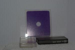 Filtre Cokin Systeme A, A 064 Spot Violet