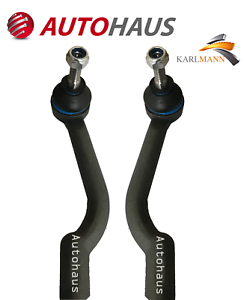 +2 J10 2006-2014 FRONT STEERING L//R OUTER TRACK ROD ENDS FOR NISSAN QASHQAI