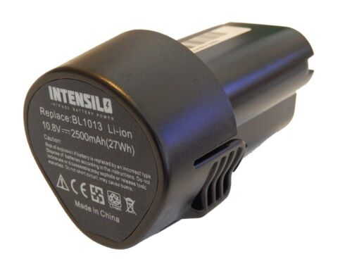 Batterie d/'origine 2500 mAhintensilo Pour Makita da330 da330d da330dz da330dwe