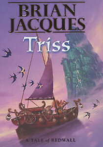 Triss-A-tale-of-Redwall-Jacques-Brian-Very-Good-Book