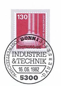 Utile Rfa 1982: Brauanlage Nr 1135 Avec Propre Bonner Ersttags-cachet Spécial! 1a! 154-rstempel! 1a! 154fr-fr Afficher Le Titre D'origine Prix ModéRé