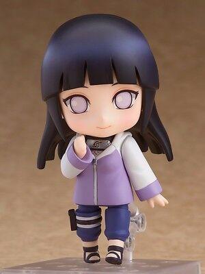 Nendoroid 879 Naruto Shippuden Hyuga Hinata Cute Mini PVC Figure Toy New In Box