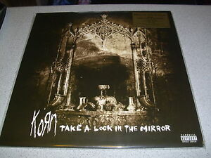 Korn-Take-A-Look-In-The-Mirror-Ltd-2LP-180g-audiophile-SILVER-Vinyl