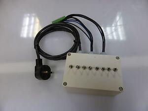 Mehrfach-Schalter-1-Eingang-230-V-8-Ausgaenge