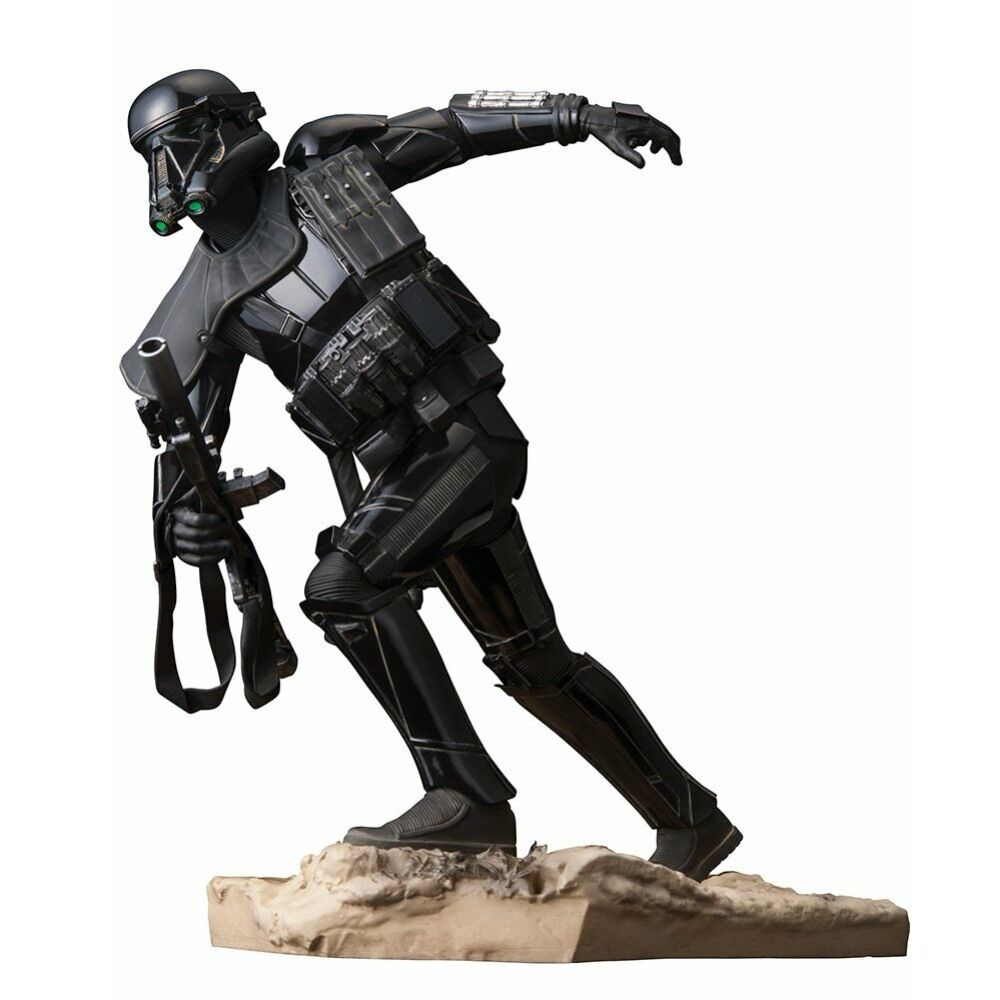 STAR WARS ROGUE uno: una storia di Star Wars-Death Trooper ARTFX Statua