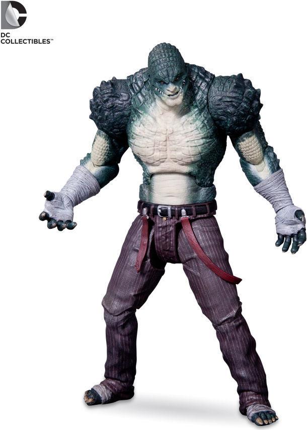 Batman arkham ursprnge reihe 2 killer croc - actionfigur dc collectibles versiegelt