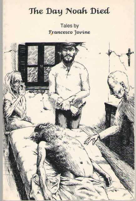 The Day Noah Died : Tales by Francesco Jovine by Francesco Jovine (1987, Paperba