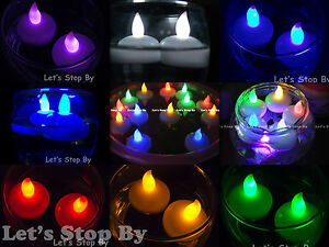 12-Flameless-Floating-waterproof-LED-tealight-Candle-Battery-operated-tea-lights