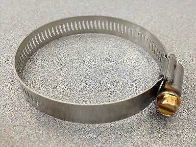 BREEZE #32 STAINLESS STEEL HOSE CLAMP 30 PCS 62032