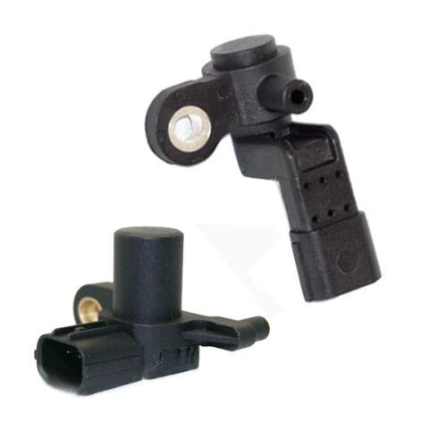 Set of 2 Camshaft Crankshaft Position Sensor Fit for Honda Civic 01-05 L4 1.7L