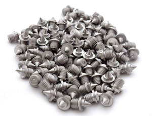 3//16 inch Stainless Steel Track and Cross Country Spikes Bag of 100