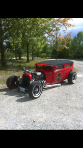 1928 Ford Model A  Rat Rod