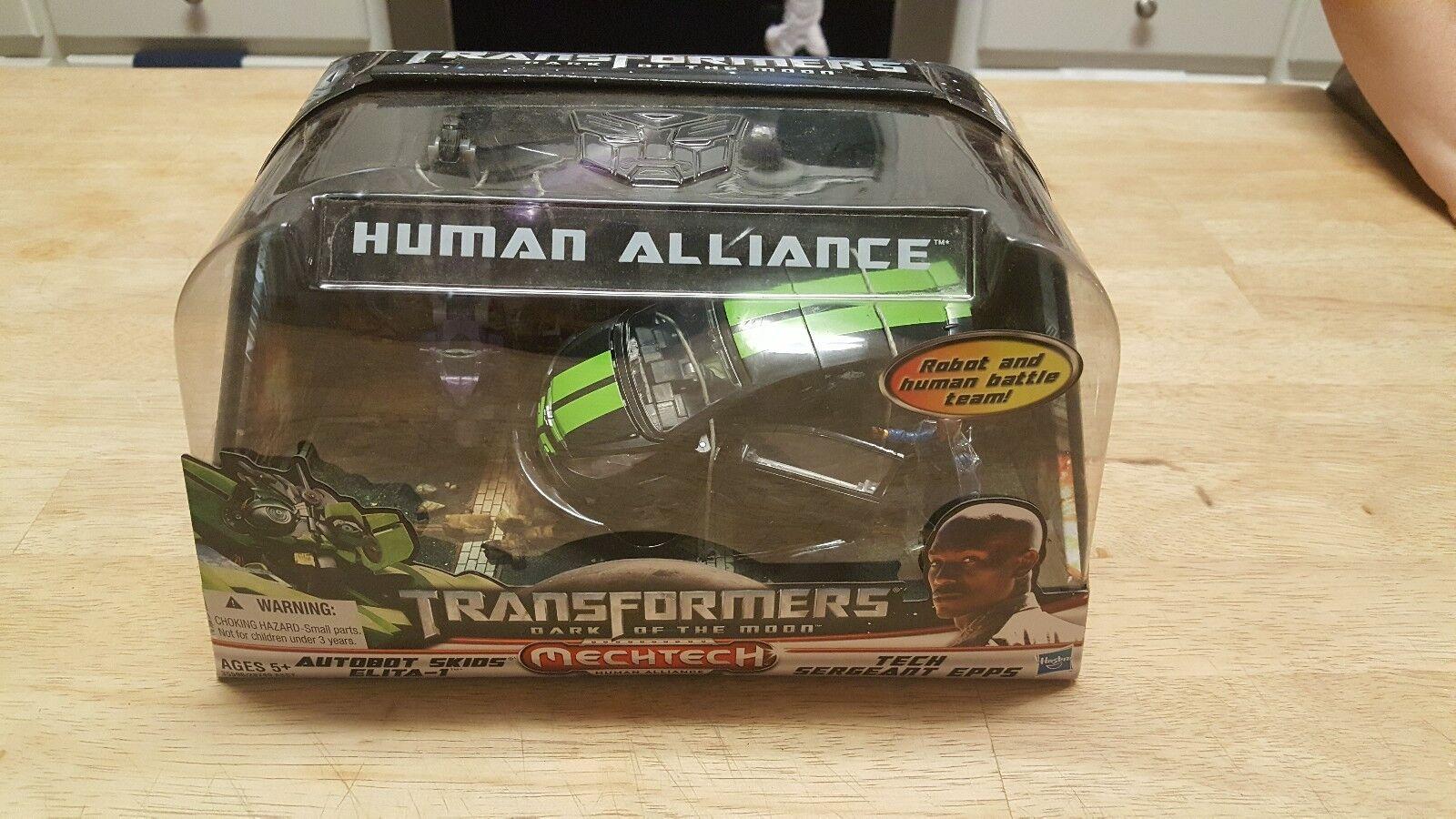 Transformers Dotm Autobot Skids Elita 1 Alianza humana Mechtech Epps