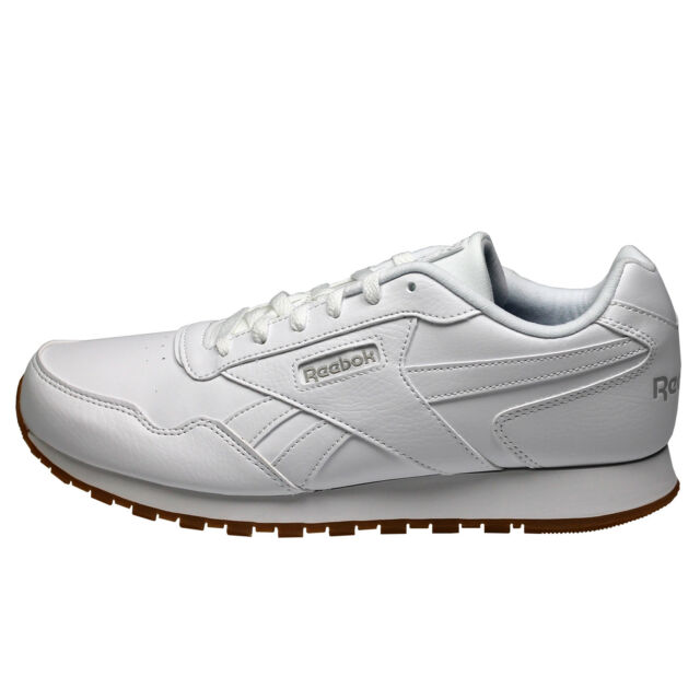 cb4cf133 Reebok Classic Harman Run Women's Sneaker 10 White/steel/gum