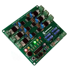 Programmable Christmas Light Controller