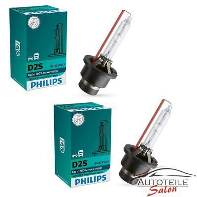 Doppelpack Philips Xenon X-TremeVision D2S GEN2 bis zu 150% mehr Sicht Xenon