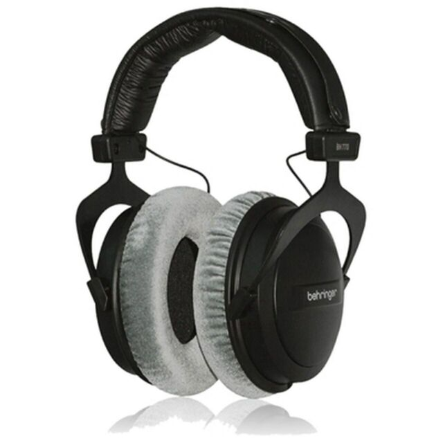 Behringer BH770 Closed-Back Studio Reference Headphones w/ Extended Bass Respons