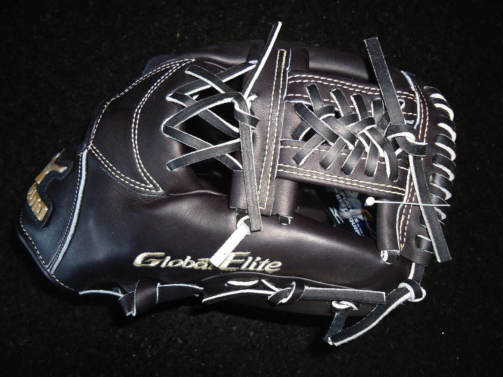 Guante Mizuno Global Elite VOP GGE50VBK 11.75  - mano derecha con bolsa de guante de bonificación -  299.99+