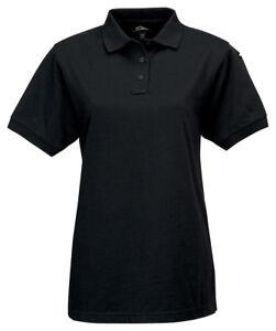 Tri-Mountain-Women-039-s-Short-Sleeve-Side-Vents-Moisture-Wicking-Polo-Shirt-011