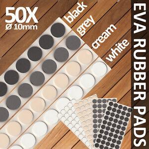 Image Is Loading 50 RUBBER BASED EVA PAD GLASS CUSHION SELF