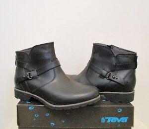 Teva DE LA VINA ANKLE Boots BLACK