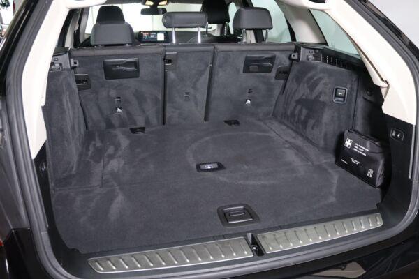 BMW 520d 2,0 Touring aut. billede 9