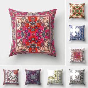 Am-KQ-45x45cm-Soft-Throw-Pillow-Case-Flower-Bed-Car-Cushion-Cover-Home-Decor-R