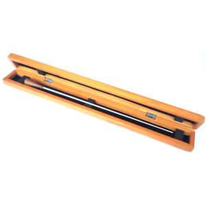 hand made bamboo director orchestra conductor conducting baton case new ebay. Black Bedroom Furniture Sets. Home Design Ideas