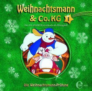 WEIHNACHTSMANN-amp-CO-KG-VOL-1-ORIG-HORSPIEL-DIE-WEIHNACHTSMANN-PRUFUNG-CD-NEW
