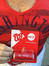 Washington Nationals Coca Cola Speakers SGA New - New In Package