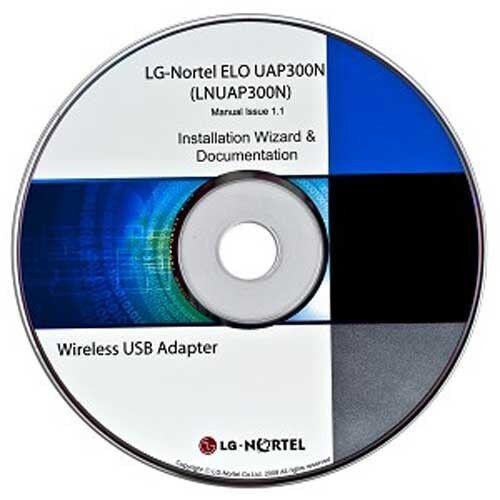 High Quality Wireless-N USB 2.0 WiFi Adapter 300Mbps 802.11n UAP300N LG-Nortel