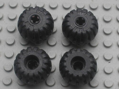 6928 6880 6881 6980 6930 1558 1580 Roues LEGO espace space tyre balloon 4288