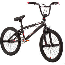20 Mongoose Brawler Pro Style Boys BMX Freestyle Bike Rugged Steel Frame Bicycle