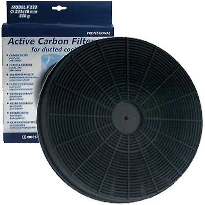 Carbon Charcoal Vent Filter for ARISTON Cooker Hood Extractor Fan EFF54 F233