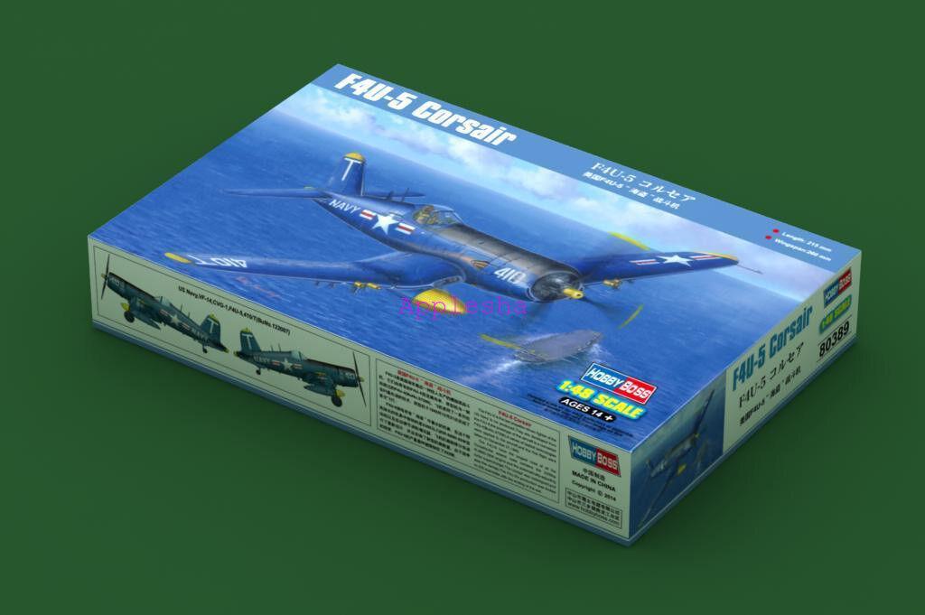 Hobbyboss 80389 1 48 F4U-5 Corsair