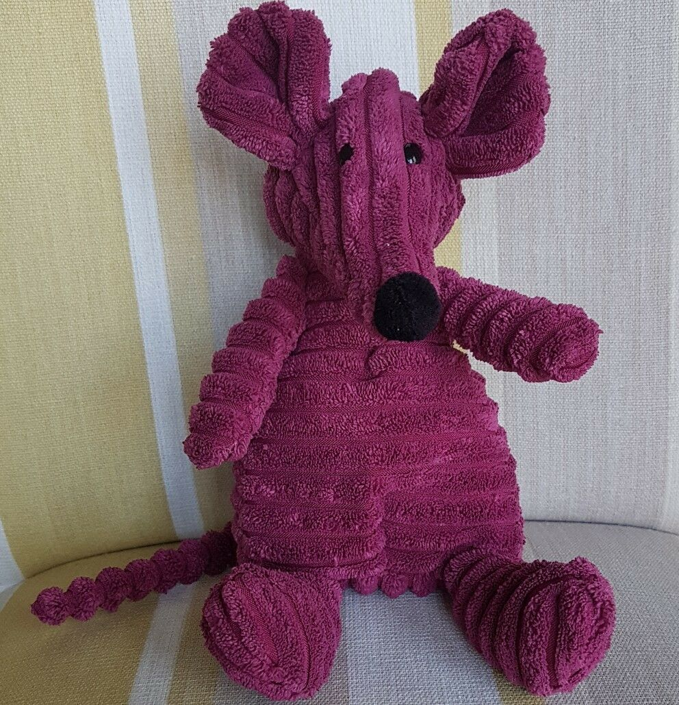 Jellycat Cordy Roy Mouse Collectable 10  Beanie Plush Soft Soft Soft Toy J1254 New f3637b