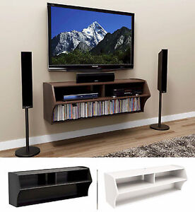 48 Altus Floating Wall Mounted Console Lcdled Tv Stand Wav