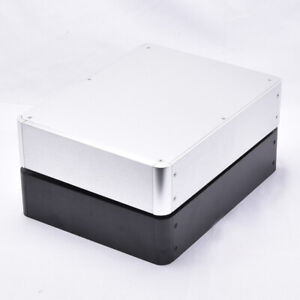 BZ2106H-Fillet-full-aluminum-Power-amplifier-case-preamp-amp-box-DAC-chassis