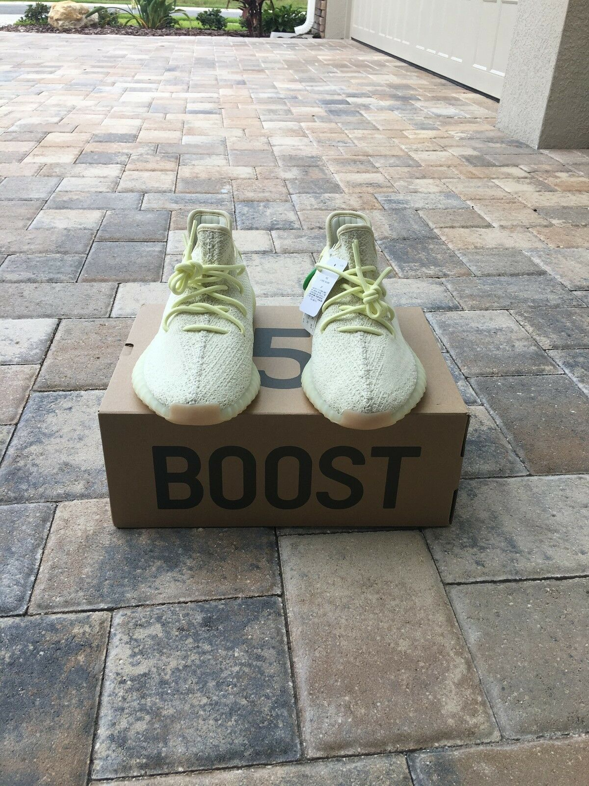 Adidas Yeezy Boost 350 V2 Butter 100% AUTHENTIC