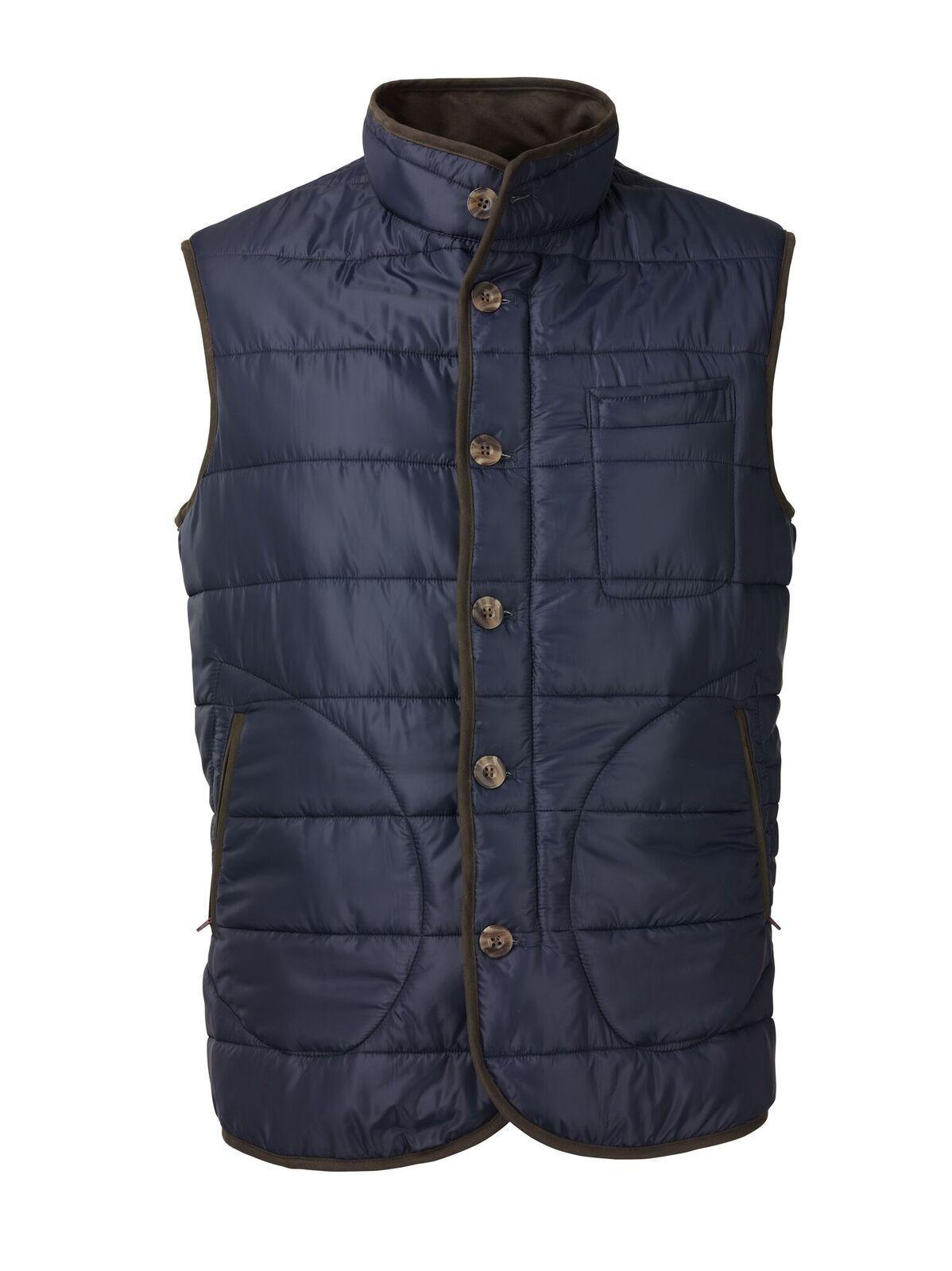 Laksen 5400 Donnington Quilted Vest Waistcoat