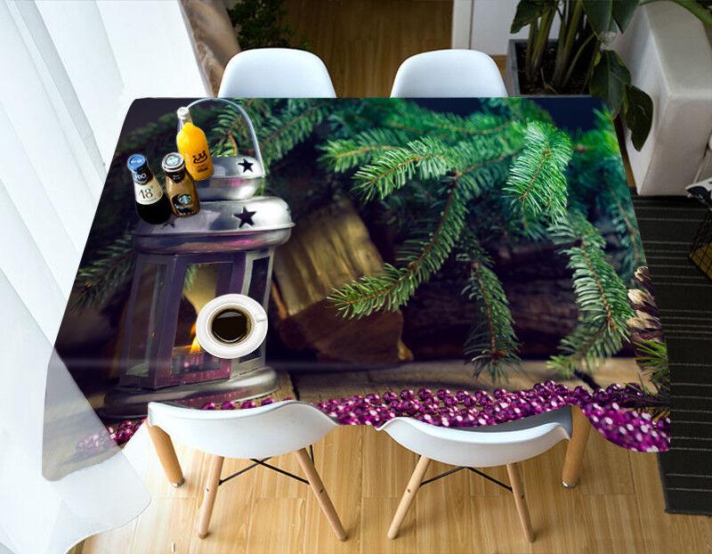 3D Christmas Xmas 182 Tablecloth Table Cover Cloth Birthday Party Event AJ WALL
