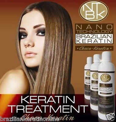 Choco Brazilian keratin blow dry hair straightening treatment 50ml KIT